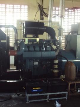 550KVA/440KW